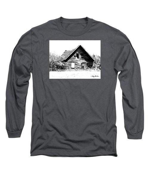 Weathered Long Sleeve T-Shirt