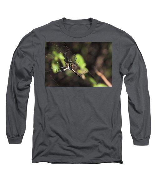 Web Builder Long Sleeve T-Shirt