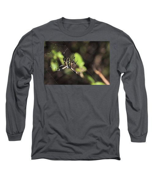 Web Builder Long Sleeve T-Shirt