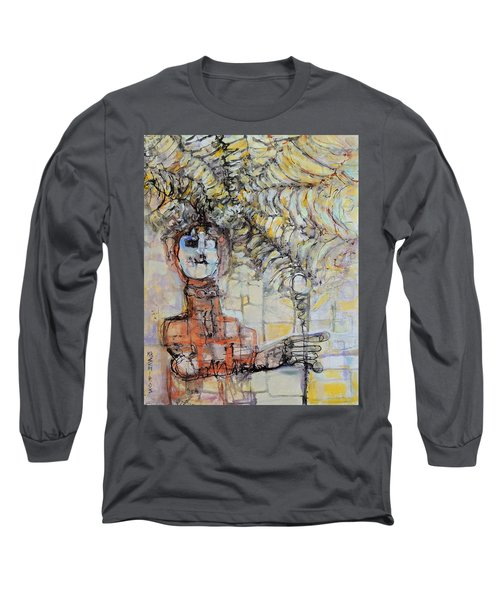 Web Of Memories Long Sleeve T-Shirt