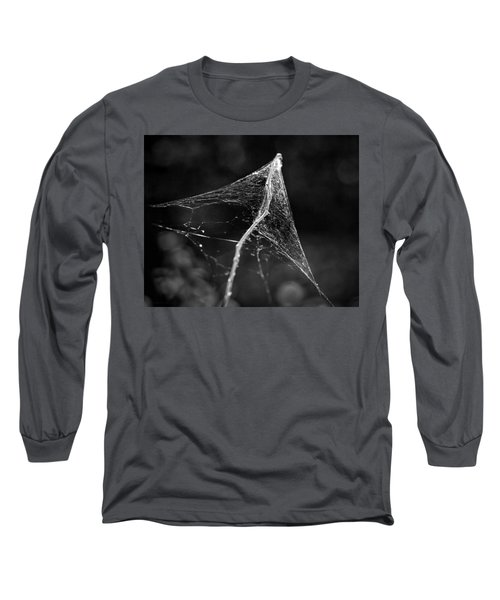 Web Tent Bw Long Sleeve T-Shirt