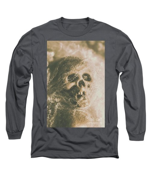 Webs And Dead Heads Long Sleeve T-Shirt