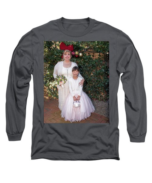 Wedding 1-4 Long Sleeve T-Shirt