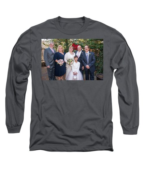 Wedding 1-5 Long Sleeve T-Shirt