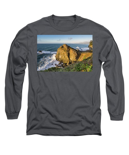 Wedding Rock Evening Light Long Sleeve T-Shirt