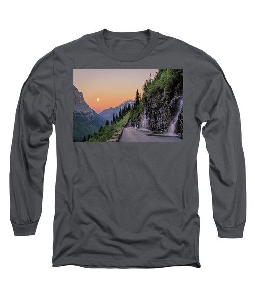 Weeping Wall Dawn Long Sleeve T-Shirt