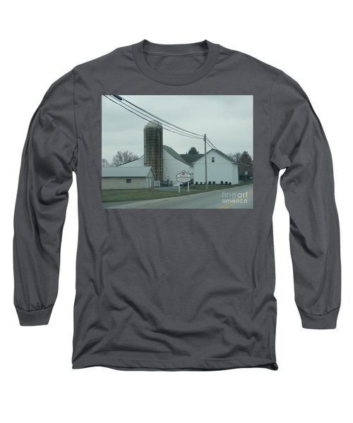Welcome To Intercourse, Pa Long Sleeve T-Shirt
