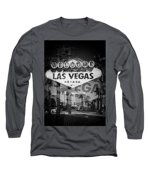 Welcome To Vegas Xiv Long Sleeve T-Shirt