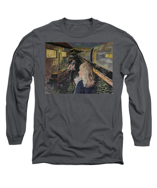 Welcoming The Guests Long Sleeve T-Shirt
