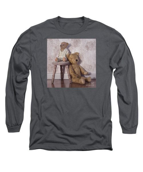Long Sleeve T-Shirt featuring the photograph Well Loved by Linda Lees