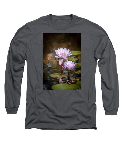 Long Sleeve T-Shirt featuring the photograph We'll Make It Last Forever by Wade Brooks