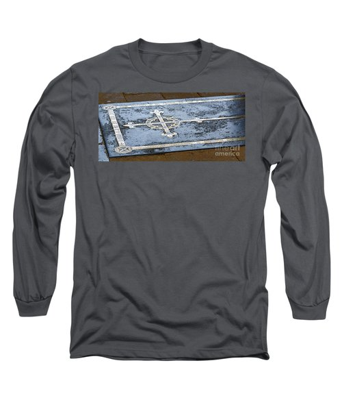Wells Cathedral Tomb Long Sleeve T-Shirt by Colin Rayner