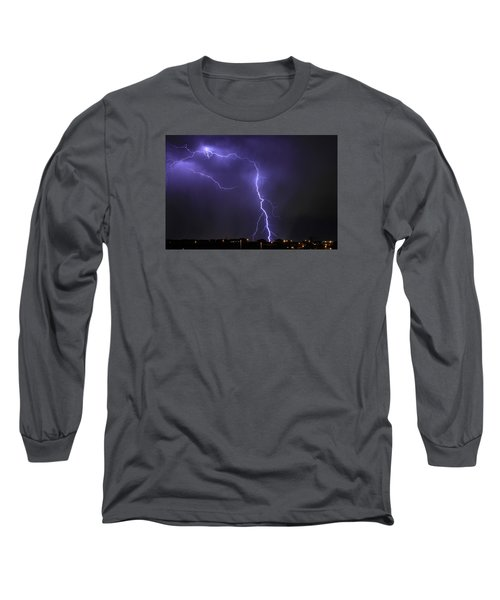 West Jordan Lightning 3 Long Sleeve T-Shirt