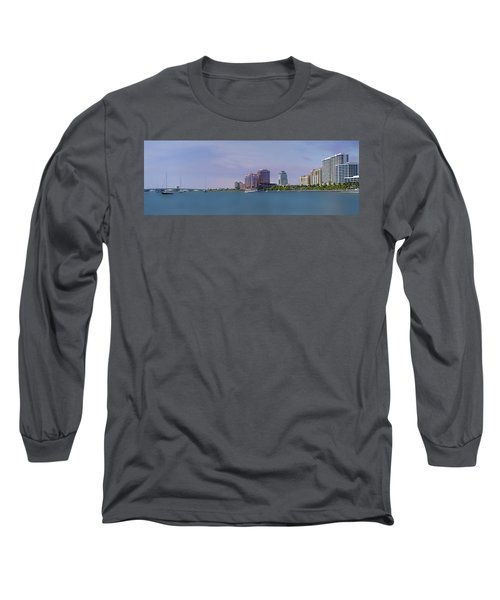 West Palm Beach - Spring Long Sleeve T-Shirt