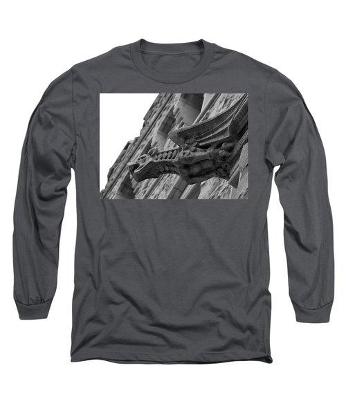 West Point Gargoyle Long Sleeve T-Shirt
