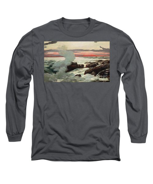 West Point Prouts Neck Long Sleeve T-Shirt