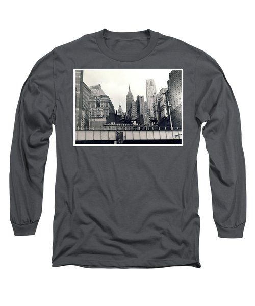 West Side Highway Long Sleeve T-Shirt