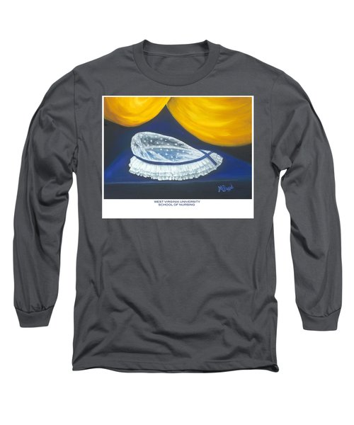 West Virginia University School Of Nursing Long Sleeve T-Shirt