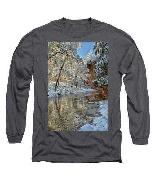 Westfork's Beauty Long Sleeve T-Shirt by Tom Kelly