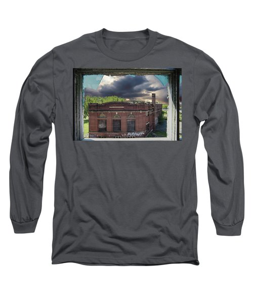 Westinghouse In A Storm Long Sleeve T-Shirt