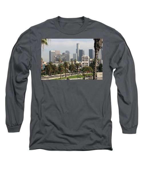 Westlake Theatre To Downtown La Long Sleeve T-Shirt