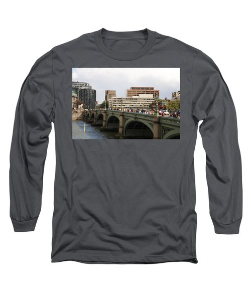 Westminster Bridge.  Long Sleeve T-Shirt