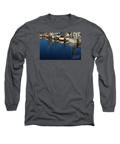 Westport Fishing Fleet II Long Sleeve T-Shirt