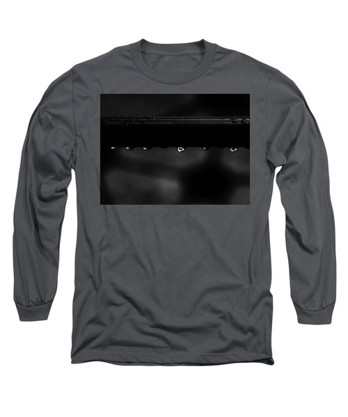 Long Sleeve T-Shirt featuring the photograph Wet Bar by Richard Rizzo