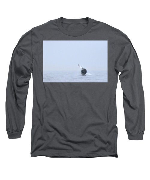 Whale Long Sleeve T-Shirt