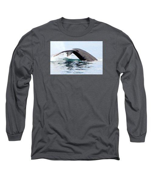 Whale Watch Moss Landing Series 24 Long Sleeve T-Shirt