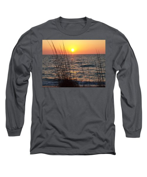 Long Sleeve T-Shirt featuring the photograph What A Wonderful View by Robert Margetts