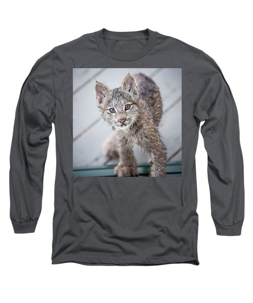 What Are You Long Sleeve T-Shirt