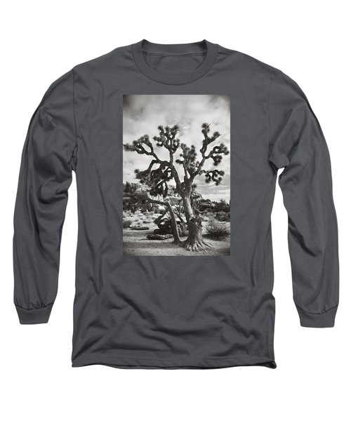 What I Wouldn't Give Bw Long Sleeve T-Shirt by Laurie Search