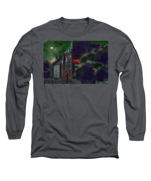 What If Grimshaw Came To Kilham Long Sleeve T-Shirt