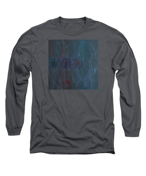 What Is Life? Long Sleeve T-Shirt by Min Zou