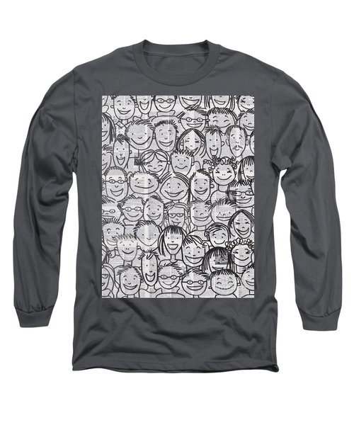 What Matters The Most Long Sleeve T-Shirt