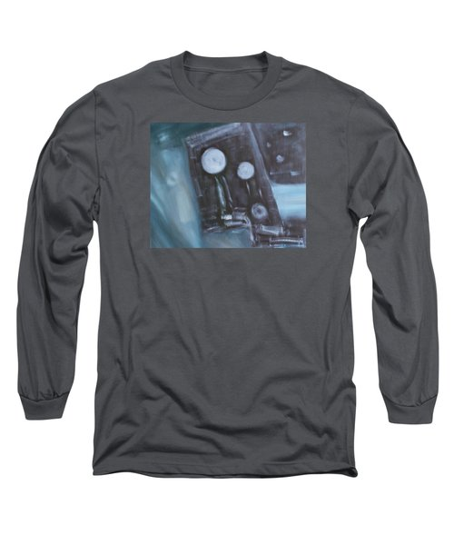 What To Say? Long Sleeve T-Shirt