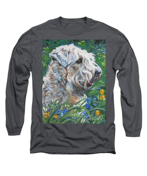 Wheaten Terrier Long Sleeve T-Shirt