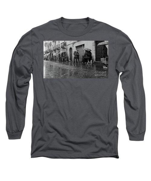 When It Rains It Pours Long Sleeve T-Shirt