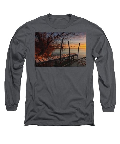 When The Light Touches The Shore Long Sleeve T-Shirt