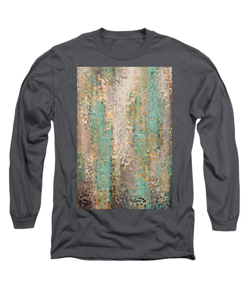 Where Are You God. Hebrews 4 12 Long Sleeve T-Shirt by Mark Lawrence