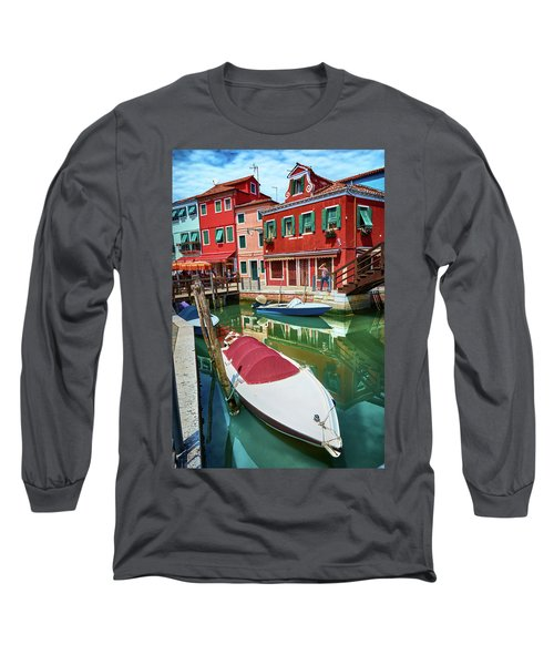 Where Did You Park The Boat? Long Sleeve T-Shirt