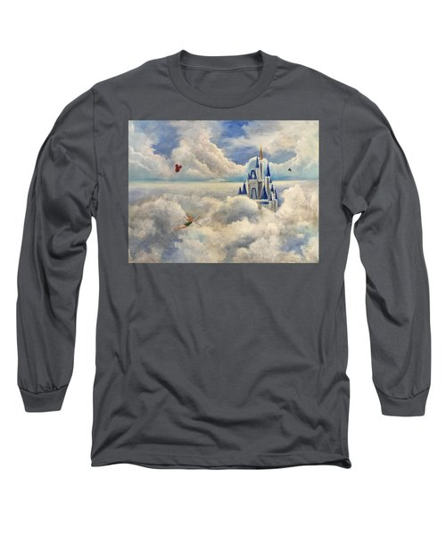 Where Dreams Come True Long Sleeve T-Shirt