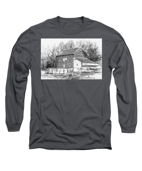 Where Have All The Farmers Gone Long Sleeve T-Shirt by Judy Wolinsky