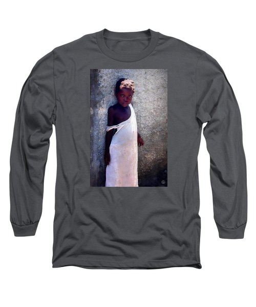 Where Is Compassion Long Sleeve T-Shirt