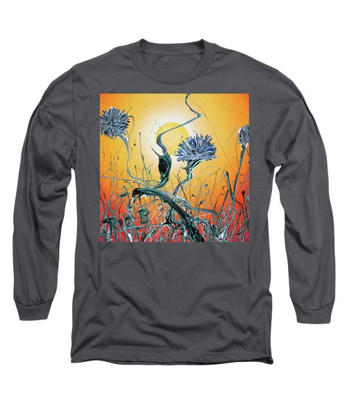 Where The Will Stills The Whispers Long Sleeve T-Shirt