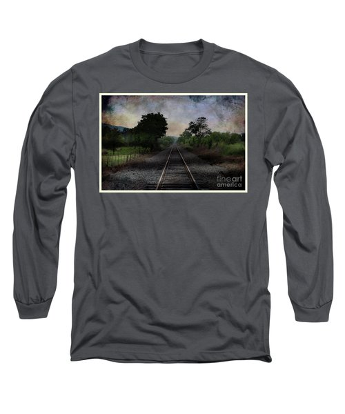 Where To Next Long Sleeve T-Shirt