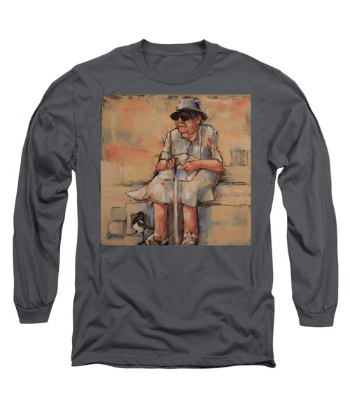 Where Was I Going Long Sleeve T-Shirt