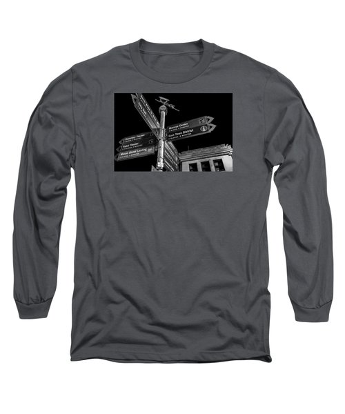 Which Way In Milwaukee? Long Sleeve T-Shirt