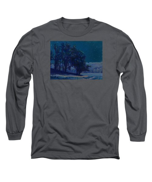 Whip-poor-will Nights Long Sleeve T-Shirt